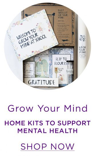 Grow Your Mind - Home resource kits to support mental health