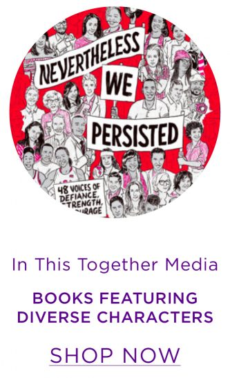 In This Together Media Books - Children's books featuring diverse characters