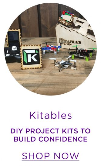 Kitables - DIY project kits to give people the confidence to become builders