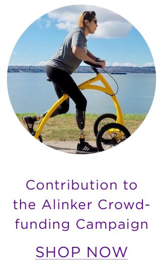 Contribution to an Alinker Crowdfunding Campaign